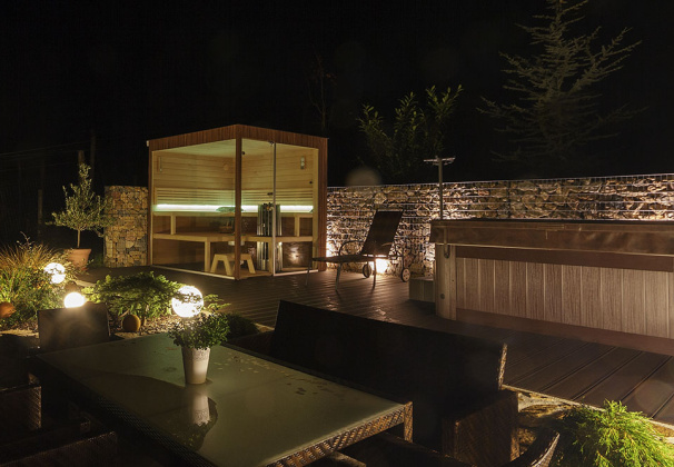 vířivky a sauny