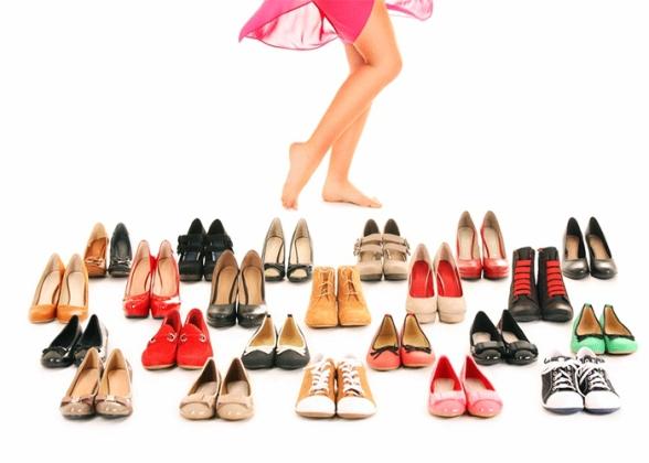 jak vybrat dámské boty